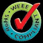 Nuestro trabajo cumple estándares europeos RoHS y WEEE